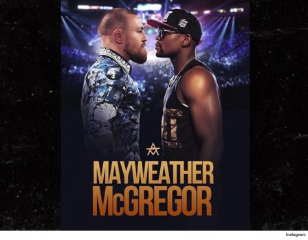 "FLOYD ""MONEY"" MAYWEATHER VS CONNOR MCGREGOR BOXING FEUD"